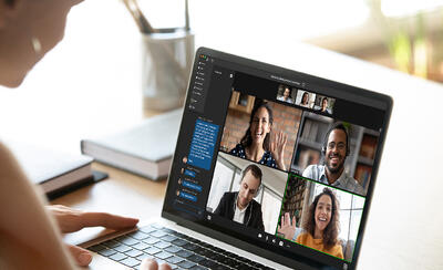 How UCaaS Promotes Productivity in Work-From-Home Environments