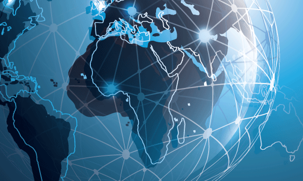 VoIP - global network